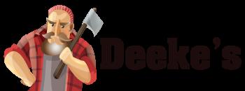 Deeke's Seasoned Firewood Logo
